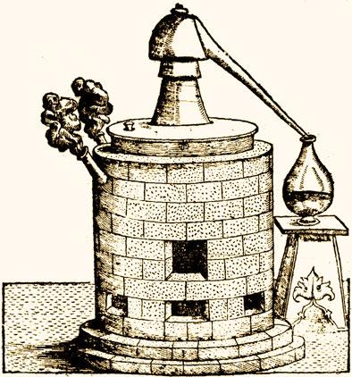 distillatore Oli Essenziali per aromaterapia