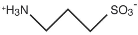 Molecola dell'Omotaurina