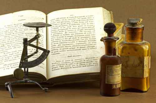 Galenica e Fitoterapia in Erboristeria